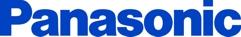 Logo Panasonic blau